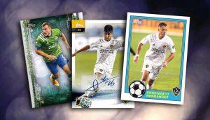 2021 Topps MLS Soccer