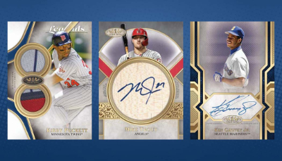 2021 Topps Tier One Baseball