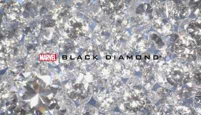 2021 UD Marvel Black Diamond