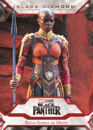 Base Danai Gurira as Okoye MOCK UP