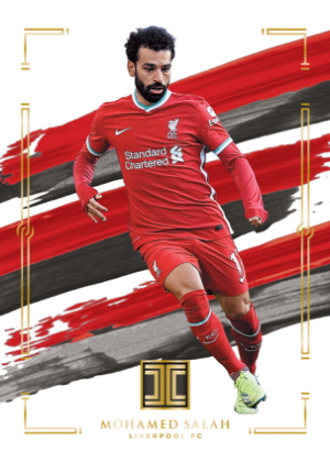 Base Gold Mohamed Salah MOCK UP