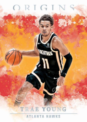 Base Gold Trae Young MOCK UP