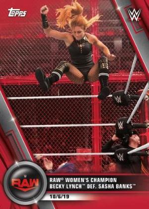 Base Red Becky Lynch MOCK UP