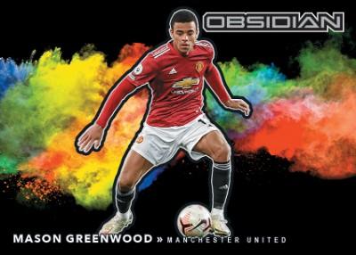 Black Colorblast Mason Greenwood MOCK UP