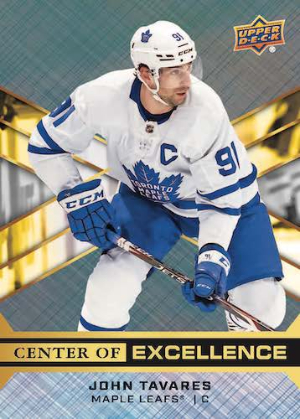 Center of Excellence John Tavares MOCK UP
