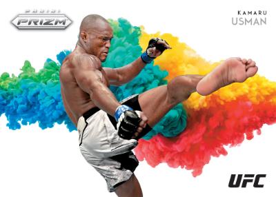 Color Blast Kamaru Usman MOCK UP