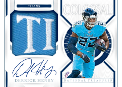Colossal Signatures Prime Derrick Henry MOCK UP