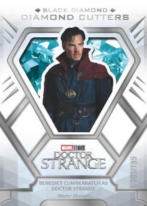 Diamond Cutters Benedict Cumberbatch as Doctor Strange MOCK UP