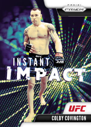 Instant Impact Colby Covington MOCK UP