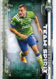 Team Spirit Jordan Morris MOCK UP