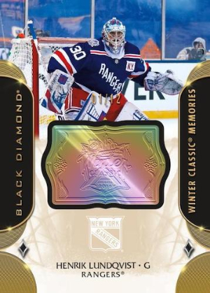 Winter Classic Memories Henrik Lundqvist MOCK UP