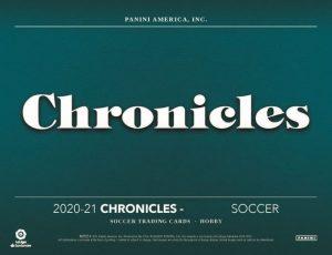 2020-21 Panini Chronicles Soccer