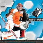 2020-21 UD SPx Hockey
