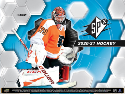 2020-21 SPx Hockey