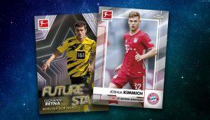 2020-21 Topps Chrome Bundesliga
