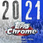 2020-21 Topps Chrome X Real Sociedad
