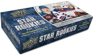 2020-21 Upper Deck NHL Star Rookies