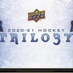 2020-21 Upper Deck Trilogy Hockey