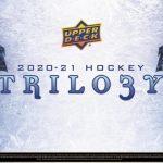 2020-21 Upper Deck Trilogy Hockey