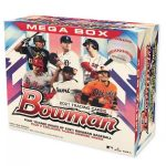 2021 Bowman Mega Box Chrome Baseball