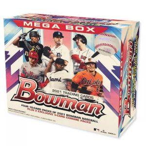 2021 Bowman Mega Box Chrome Baseball