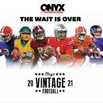 2021 Onyx Vintage Football