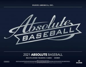 2021 Panini Absolute Baseball