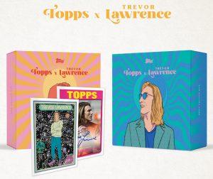 2021 Topps X Trevor Lawrence