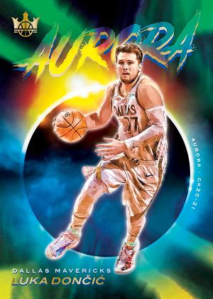 Aurora Luka Doncic MOCK UP