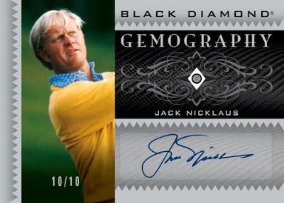 Black Diamond Gemography Jack Nicklaus MOCK UP