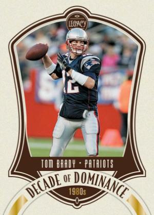 Decade of Dominance Tom Brady MOCK UP