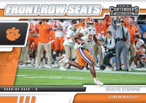 Front-Row Seats Travis Etienne MOCK UP