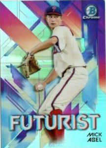 Futurist Mick Abel