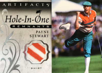 Hole in One Remnants Payne Stewart