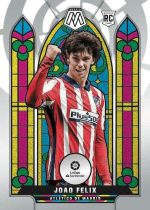 La Liga Stained Glass Joao Felix MOCK UP