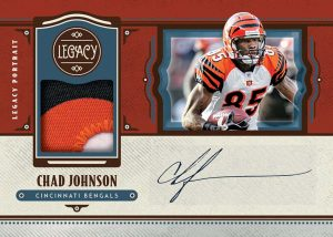 Legacy Patch Auto Red Chad Johnson MOCK UP