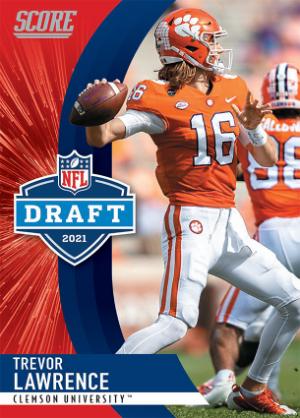 NFL Draft Trevor Lawrence MOCK UP