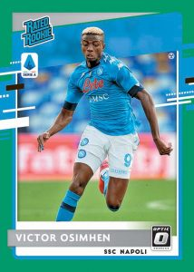 Optic Rated Rookie Serie A Victoer Osimhen MOCK UP