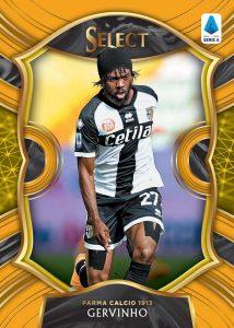 Select Serie A Gold Gervinho MOCK UP