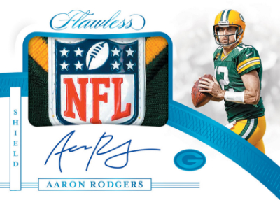 Shield Signatures Aaron Rodgers MOCK UP