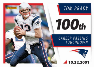 Tom Brady TD Tribute MOCK UP