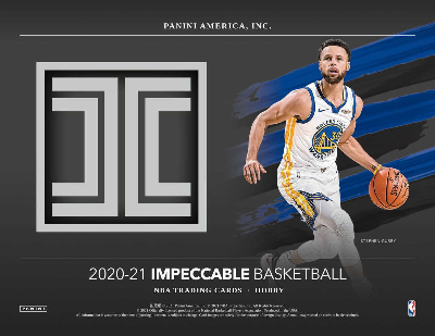 2020-21 Panini Impeccable Basketball