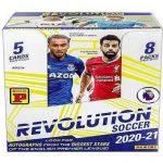 2020-21 Panini Revolution Premier League Soccer