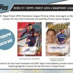 2020-21 Topps Finest UEFA Champions League Soccer