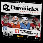 2021 Panini Chronicles Draft Picks Football