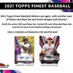 2021 Topps Finest Baseball