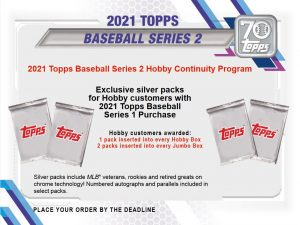 2021 Topps Silver Pack Series 2