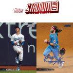2021 Topps Stadium Club Baseball