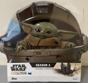 2021 Topps Star Wars The Mandalorian Season 2