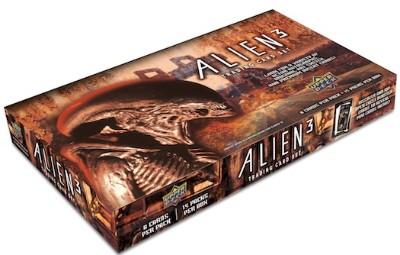 2021 Upper Deck Alien 3